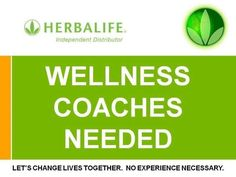 Wellness coaches needed!  Earn what your worth, be part of something amazing in 2014 .  Rewarding opportunities open to motivated people. Spread the word on leading a healthy active lifestyle.