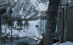 Juvet Landscape Hotel - Juvet Landscape Hotel, in West Norway, Norway