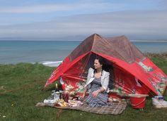 Cath Kidston Cottage Ridge tent