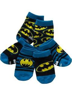 4T/5T Licensed Character Sock 3-Packs for Baby | Old Navy