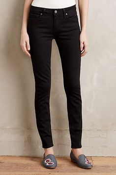 Paige Verdugo Ultra Skinny Jeans - anthropologie.com