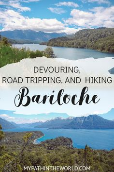 Planning a trip to Bariloche Argentina? Don't miss my list of travel tips and things to do in Bariloche! Argentina South America, South America Map, Visit Argentina, South America Destinations, Argentina Travel, Travel Destinations, Central America, Latin America, America Continent