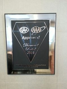 We are a CAR/AAA Diamond Approved property for If you are a valid AMA member, we have special rates for you! Guest Services, Business Centre, Diamond, Car, Automobile, Vehicles, Diamonds, Cars