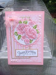 Stippled Blossom Birthday
