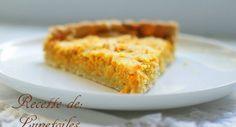tarte aux carottes râpée