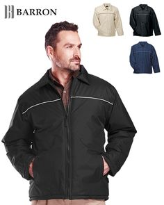 Bomber Jackets - Barron winter Jackets in South Africa