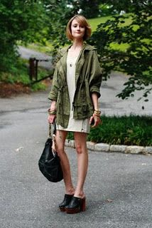 Frock You - THE BLOG: Monday Street Style: Clogs