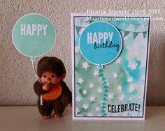 SU Celebrate Today ---> Klaartje's kaartjes en meer...
