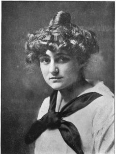 1912 Troy NY Emma Willard High School Yearbook~Photos++