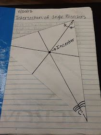 Journal Wizard: Geometry: Special Segment Construction with Paper Folding