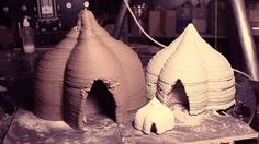 WASP 3D printer creates hyper-local affordable housing out of mud (Video) : TreeHugger