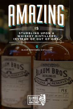 One sip of Blaum Brothers' whiskey is worth the trip. Good thing you get the whole glass. Whiskey Girl, Bourbon Whiskey, Whisky, Alcoholic Drinks, Cocktails, Beverages, Downtown Restaurants, Irish Language, Alcohol Drink Recipes