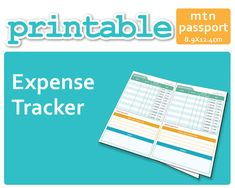 Hey, I found this really awesome Etsy listing at https://www.etsy.com/listing/231214196/expense-tracker-midori-tn-inserts