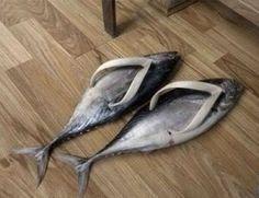 """Flip-Flops"" for the Fish Lover!"