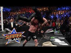 Backstage Talk On The Undertaker Vs. Brock Lesnar Finish From WWE SummerSlam - WrestlingInc.com