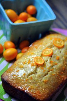 Kumquat Scented Orange Cake  lightly adapted from the Lake Austin Spa recipe