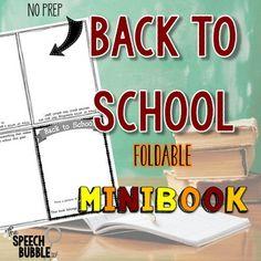 Back to School Folda