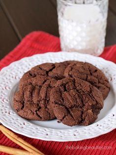 GF Chocolate Snickerdoodles