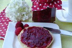 Rhabarber - Himbeer - Vanille - Marmelade