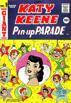 Katy Keene Pin-up Parade* 1500 free paper dolls at Arielle Gabriels International Paper Doll Society also free paper dolls at The China Adventures of Arielle Gabriel *