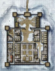 My gallery of collected Battlemaps, Got more? - Album on Imgur
