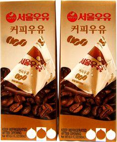Seoul Coffee Milk. THE BEST.