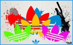 Colorful Adidas Wallpaper High Resolution Is Cool Wallpapers