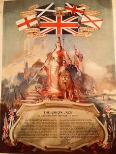 Maybe looking at those pictures does not change the world. But you will get an impression how pretty perfect it could be. British Empire Flag, British Army, Uk History, British History, Remembrance Day Art, Orange Order, Patriotic Images, Union Jack, Star Wars Art