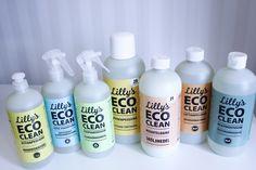 Lilly's Eco Clean! www.puurhip.nl/ecoschoonmaakmiddelen