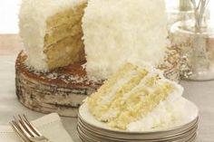 Coconut cake - Alexandra Rowley/Stockbyte/Getty Images