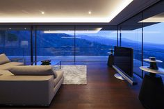 yatsugatake house 7 Mountain Ridge Hosting Dramatic Modern Architecture: House in Yatsugatake