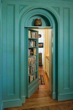 Doors Open To Reveal Large Walk In Pantry | Kitchen/pantry | Pinterest | Door  Opener, Pantry And Doors