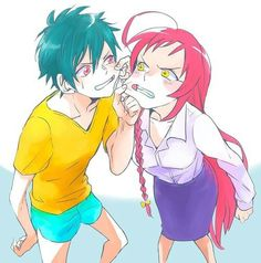 Sadao and Emi - The Devil Is a Part-Timer!