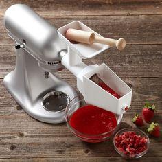 KitchenAid Stand Mixer Fruit & Vegetable Strainer Attachment