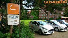 HAMBURG: Seit heute gibt es die neue cambio Station GERMERRING in Altona / Ottensen. Dort stehen zwei Ford Fiesta mit Bordcomputer zur Nutzung bereit. Die CarSharing Station wurde in Kooperation mit dem Altonaer Spar- und Bauverein Altoba realisiert.