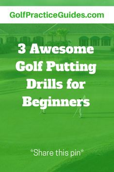 Golf Tips For Women Great Incredbly 3 golf putting drills for beginners. Topics: Golf, Golf Tips, Golf Practice Dri. Ladies Golf, Women Golf, Golf Apps, Golf Putting Tips, Best Golf Clubs, Golf Practice, Golf Videos, Golf Club Sets