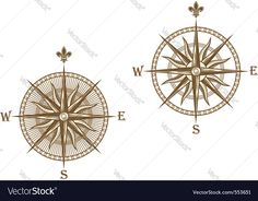 Compass Vector Images (over 20,000) - VectorStock