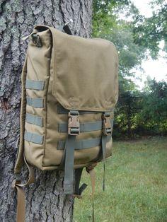 The Hidden Woodsman - Day Ruck/Daypack
