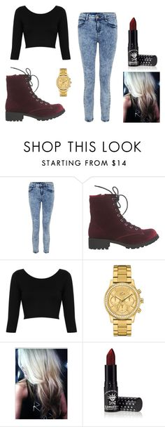 """""""I want you to rock me , rock me , rock me , yeah !"""" by sarah-inspiration ❤ liked on Polyvore featuring Wet Seal, Topshop and Lacoste"""