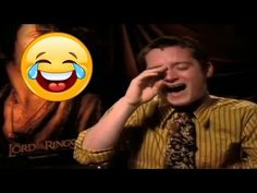Top 10 Celebs ★ Who Can't Stop Laughing - YouTube