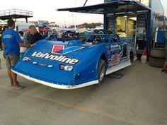 Josh Richards. Rocket Man. Eldora Speedway. Enough said.
