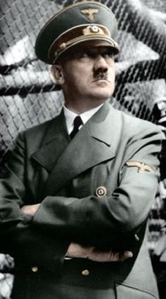 """Germany will either be a world power or will not be at all"" -Adolf Hitler-"