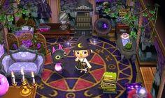✨ animal crossing spooky
