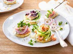 Fingerfood - herzhafte Snacks für Party und Buffet   LECKER