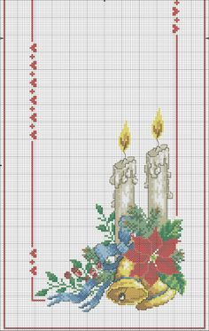 candele bianche 1