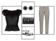 """""""Outfit # 3014"""" by miriam83 ❤ liked on Polyvore featuring Salvatore Ferragamo, Tom Ford, Alexander McQueen and Etro"""