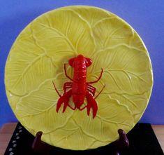 Lobster Dishes, Vienna, Tray, Porcelain, Treasure Hunting, The Originals, Seafood, Vintage, Sea Food
