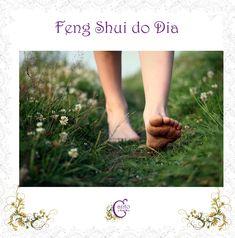 Feng Shui indica: pise na terra com os pés descalços para renovar as energias. Feng Shui, Terra