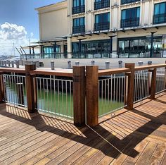 Southern Stainless are currently working on the new boardwalk at Marina Mirage on the Gold Coast with an architectural design balustrade incorporating a satin finish stainless electropolished infill panel. View our full list of commercial projects below: Stainless Steel Fabrication, Stainless Steel Balustrade, Currently Working, Gold Coast, Satin Finish, Architecture Design, Custom Design, Deck, Stay Tuned