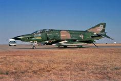 RF-4C Sheppard AFB 1980